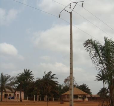 Bénin – Programme Energie et Eau pour la Vie