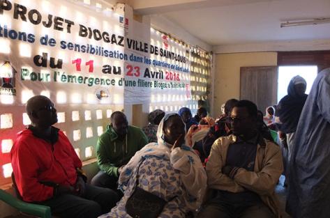 Biogaz, Le Partenariat agit au Sénégal et en Moldavie