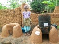 Foyers améliorés pour la production artisanale d'huile de palme (Bénin)
