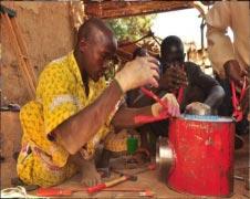 Diffusion de foyers améliorés avec micro-crédit à Mopti (Mali)