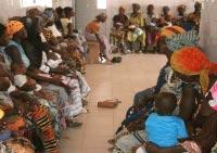 Electrification solaire du centre de santé rural de Tambonga (Togo)