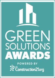 Green Solutions Awards : participez avant le 15 mars 2021
