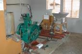 Centre d'initiation aux services énergétiques et huile végétale pure de jatropha (Bénin)