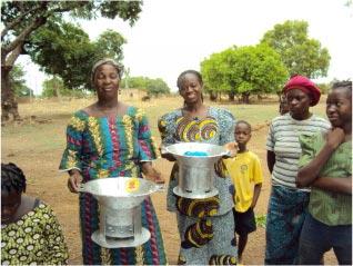 Microfinance, microfranchise et réchauds améliorés (Burkina Faso)