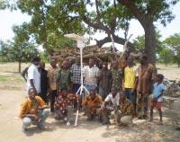 Lampadaires solaires pour l'apiculture et les écoles (Burkina Faso)